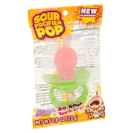 Flix Candy Sour Pacifier Pop 8 Oz Best Pacifiers