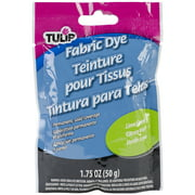 Tulip Permanent Fabric Dye 1.76oz-Hot Lime Green