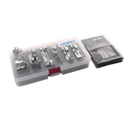 Juki Serger 6 Pack of Serger Feet For MO-600, 700, MO-104D and MO-114D Series