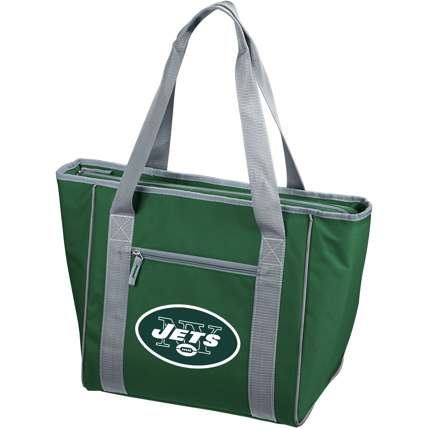 Logo Nfl New York Jets 30 Can Cooler Tote