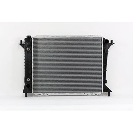 Radiator - Pacific Best Inc For/Fit 1550 94-97 Ford Thunderbird Mercury Cougar V6 3.8L Plastic Tank Aluminum Core 1-Row (Exclude
