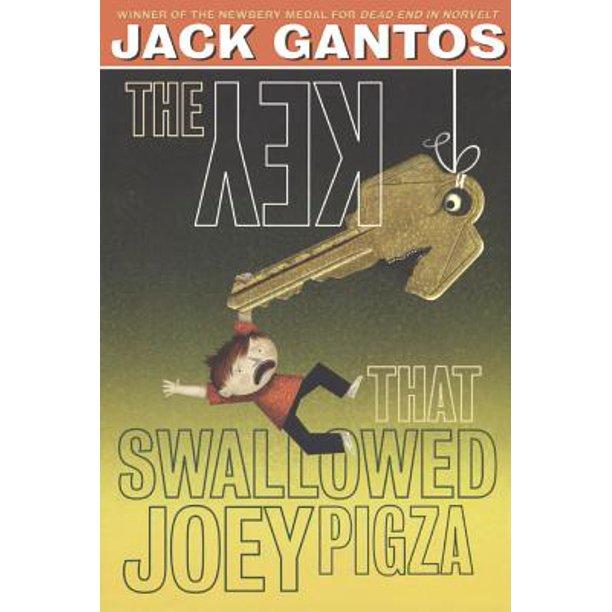 The Key That Swallowed Joey Pigza (Turtleback School
