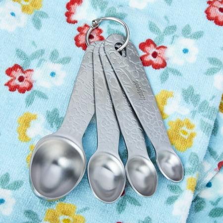 Pioneer Woman Ss Measuring Spoons