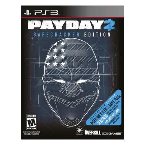 Payday 2: Safecracker, 505 Games, PlayStation 3, 812872018355