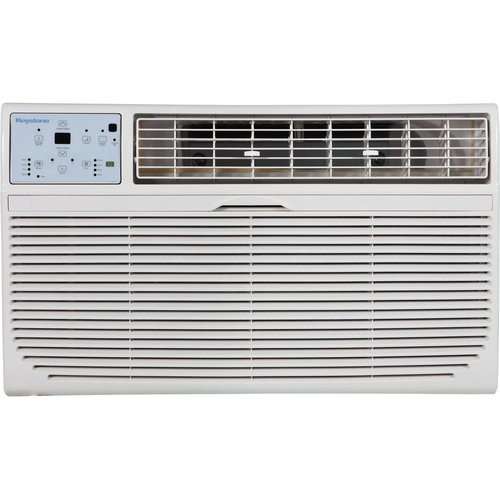 "Keystone KSTAT10-2C 10,000 BTU 230V Through-the-Wall Air Conditioner with ""Follow Me"" LCD Remote Control"