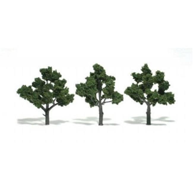 4 in.-5 in. Ready Made Tree Value Pack - Medium Green