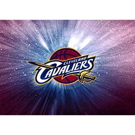 Cleveland Navaliers NBA Basketball Cake Toppers Icing Sugar Paper A4 Sheet Edible Frosting Photo Birthday Cake Topper 1/4
