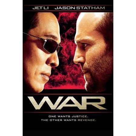 War  Widescreen Edition  Dvd  2008  Jet Li  Jason Statham  Nadine Velazquez