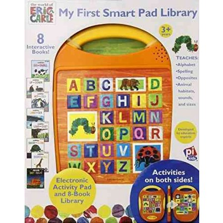 My First Smart Pad Library - Smart Toys And Books