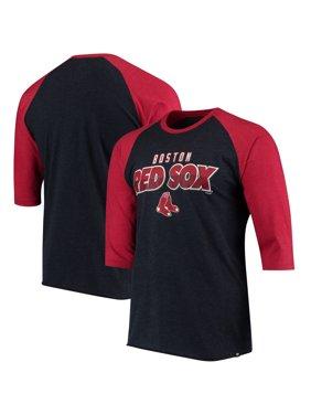 Boston Red Sox '47 Club 3/4-Sleeve Raglan T-Shirt - Navy