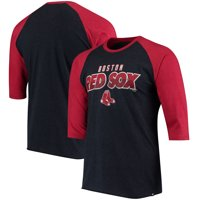 Boston Red Sox '47 Club 3/4-Sleeve Raglan T-Shirt - Navy