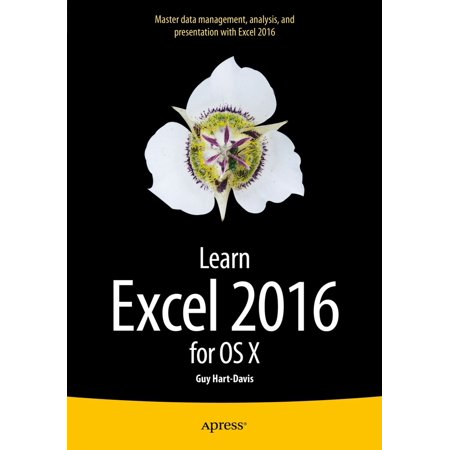 Learn Excel 2016 for OS X - eBook