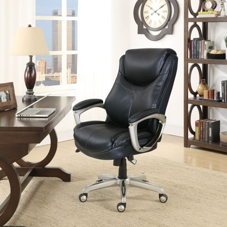 La Z Boy Desmond Big Amp Tall Executive Chair Black
