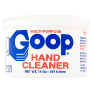 (4 pack) Goop Multi-Purpose Hand Cleaner, 14 Oz