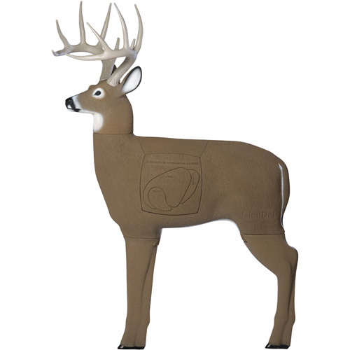 Field Logic GlenDel Buck 3D Target 71000