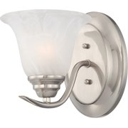 "Volume Lighting V5231 Trinidad 1 Light 8"" Tall Bathroom Sconce"