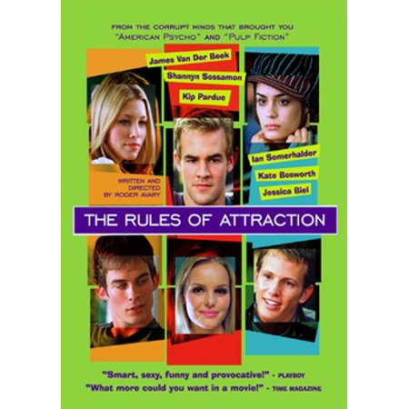 The Rules Of Attraction (DVD)](Lace Vans)