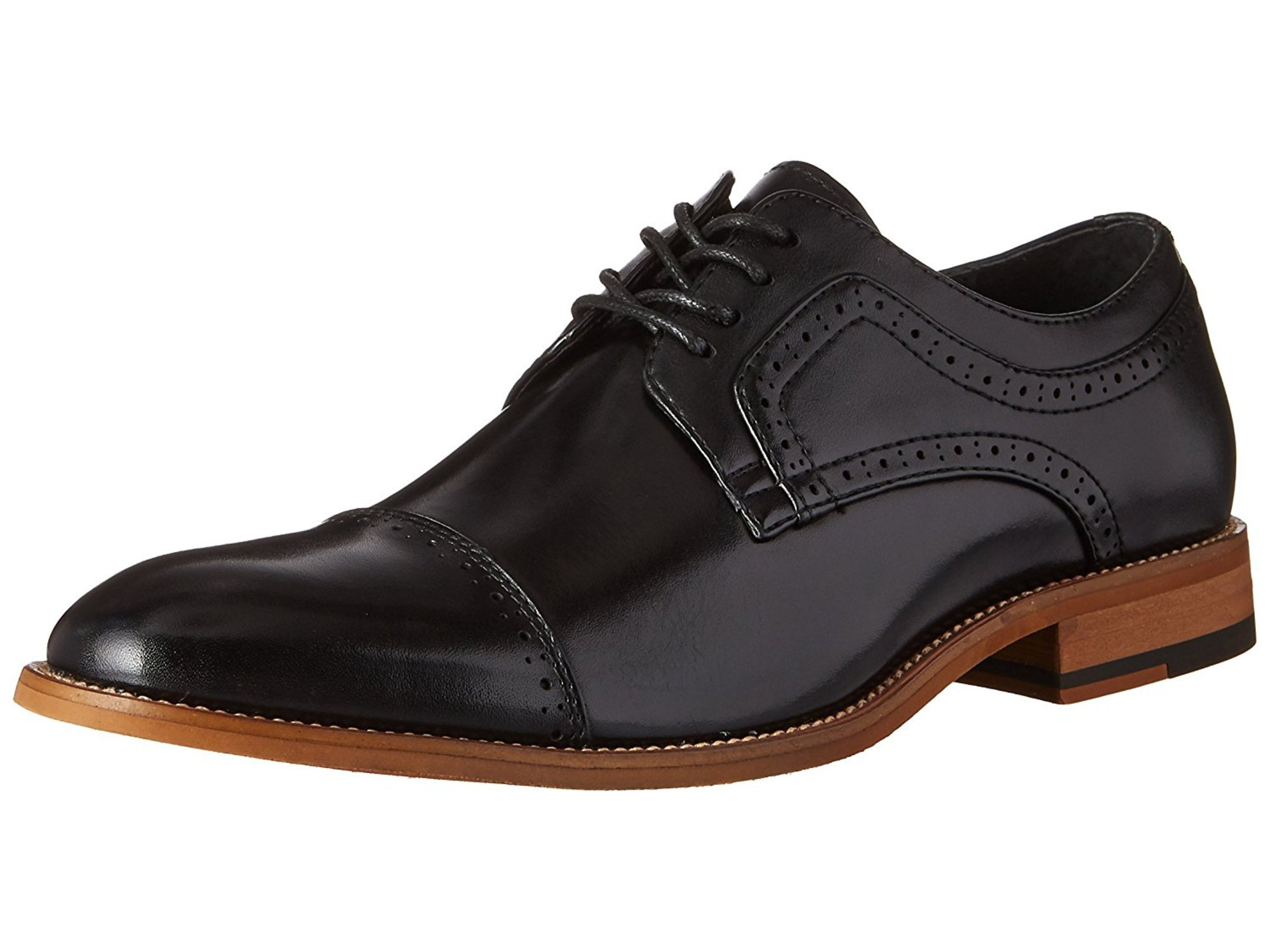 Stacy Adams Mens Dickinson Leather Lace