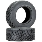 HPI Racing 107977 WR8 Rally Off-Road Tire Red Compound (2-Piece)