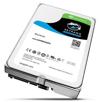 Seagate - ST6000VX0023 - Seagate SkyHawk ST6000VX0023 6 TB Internal Hard Drive - SATA - 256 MB Buffer (256 Mb Compactflash Disk)