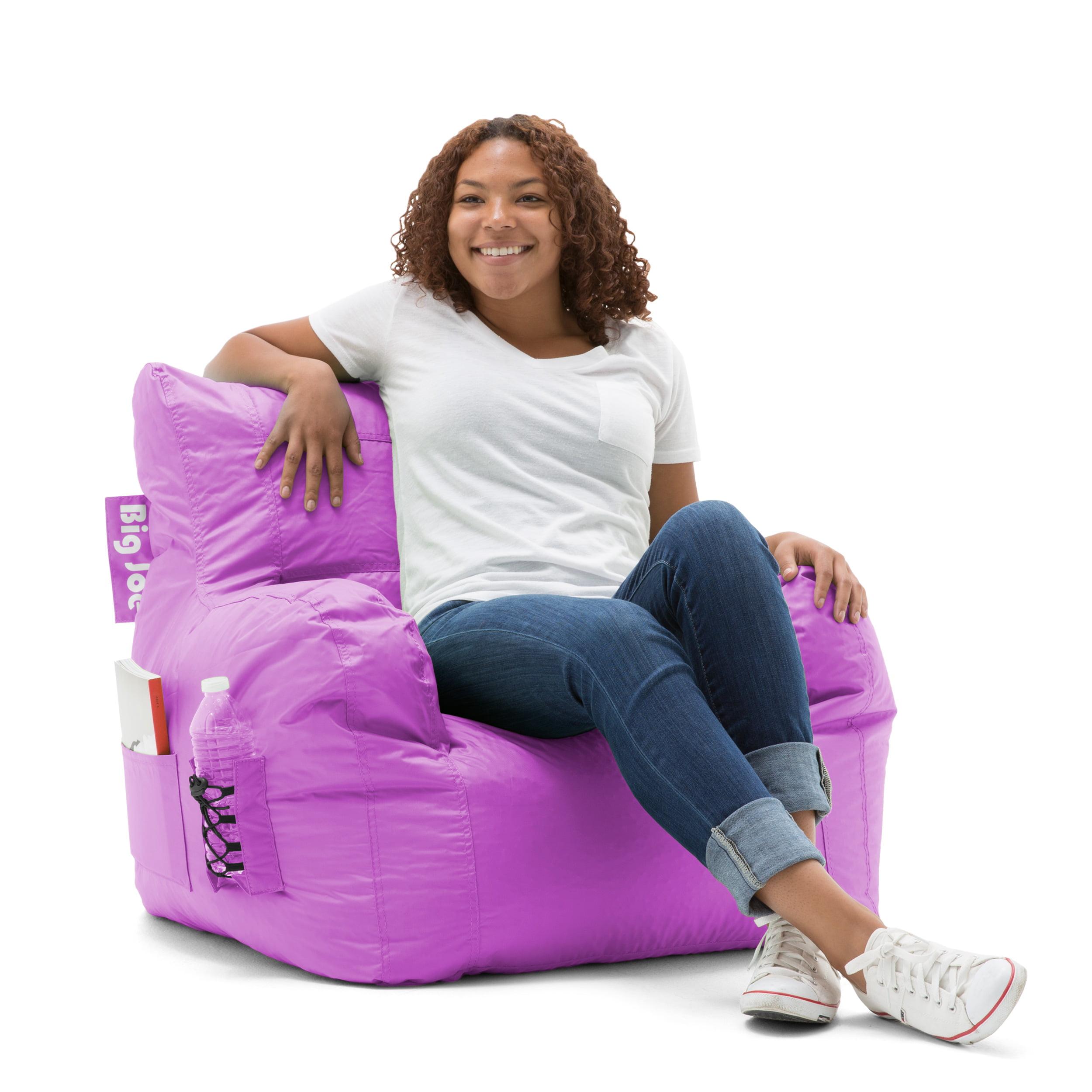 Enjoyable Big Joe Bean Bag Chair Multiple Colors 33 X 32 X 25 Ncnpc Chair Design For Home Ncnpcorg