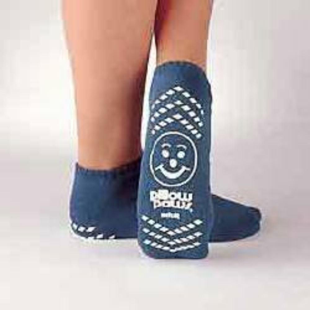 Principle Business Slipper Socks Pillow Paws  Adult 2 X-L...
