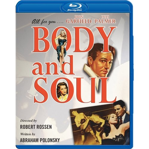 Body And Soul (1947) (Blu-ray)