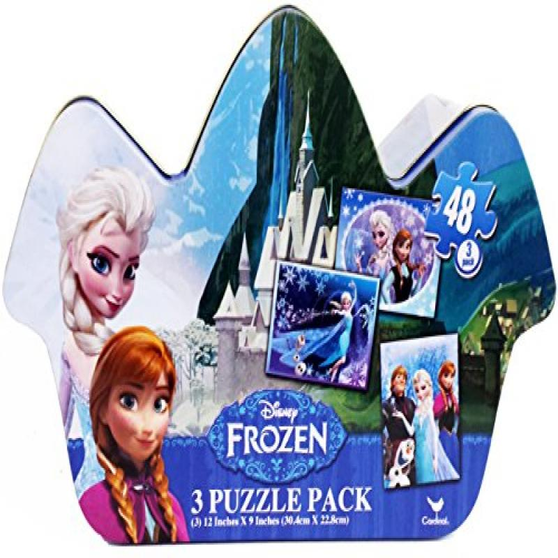 Frozen Specialty Tin Puzzle (48-Piece)