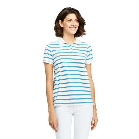 Lands End Mesh Shirt (Women's Short Sleeve Mesh Polo)