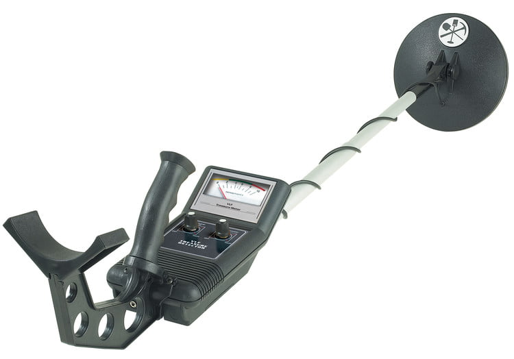 Click here to buy VLF Metal Detector with Automatic Tuning and Ground Balance by Jsgmldwy.