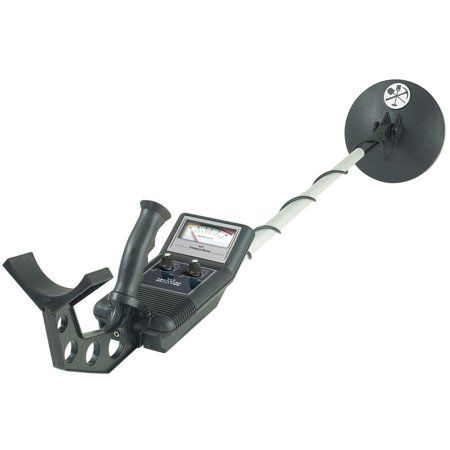VLF Metal Detector with Automatic Tuning and Ground