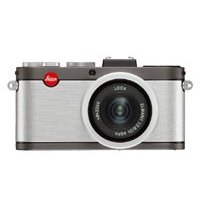 Leica 18454 16.5 MP Digital Camera with 2.7-Inch TFT LCD (Metallic Silver) by Leica
