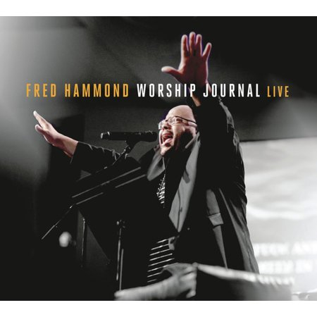 Hammond Organ Music - Fred Hammond - Worship Journal Live (CD)