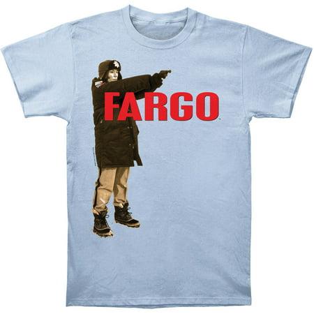 Fargo Men's  Officer Gunderson Slim Fit T-shirt (Fargo 1 Light)