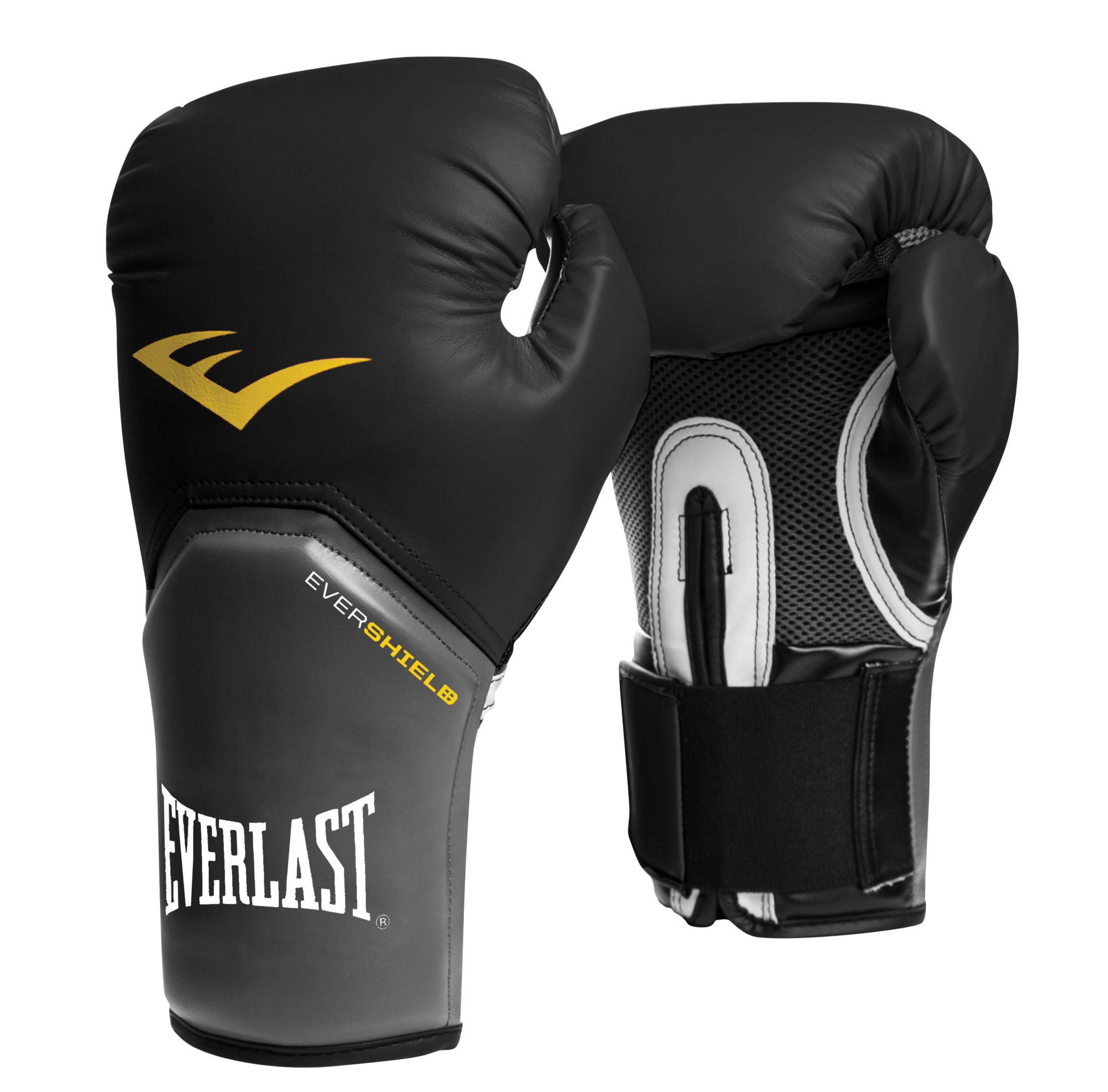 Elite 2 Pro Style Training 8 10 12 14 16 OZ Training Everlast Boxing Gloves NEW