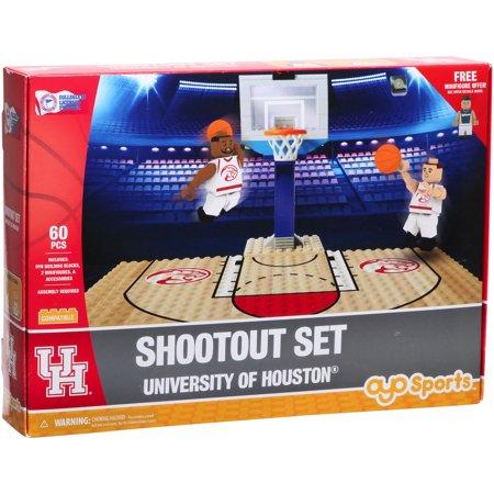 Houston Cougars OYO Sports NCAA Basketball Shootout Set - No Size](Houston Rockets Basketball)