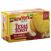 New York Bakery Garlic Texas Toast, 8 ct