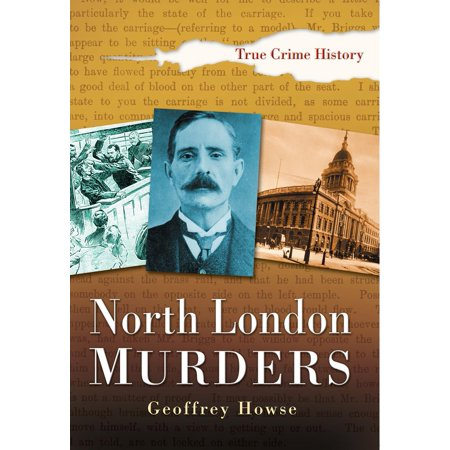 North London Murders - eBook - Halloween Events North London
