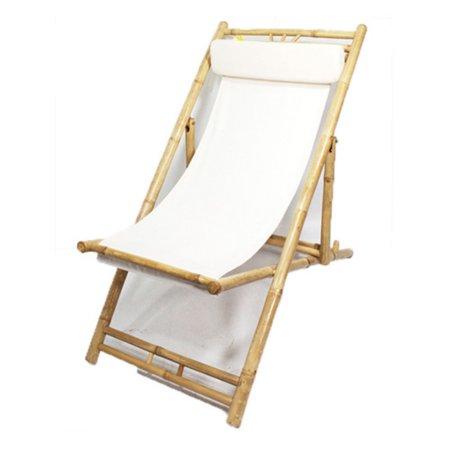 Marvelous Heather Ann Creations Waimea Bamboo Sling Folding Beach Chair Set Of 2 Ocoug Best Dining Table And Chair Ideas Images Ocougorg