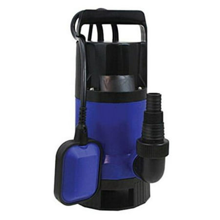 Ktaxon 1/2 HP Submersible Dirty Sewage Water Clean Sump Dewatering Utility (Sump Pump Basin)