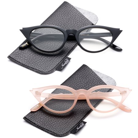 Designer Inspired Cateyes Vintage Clear Lens Glasses Cat Eyes Glasses for (Eye Glasses Designer)