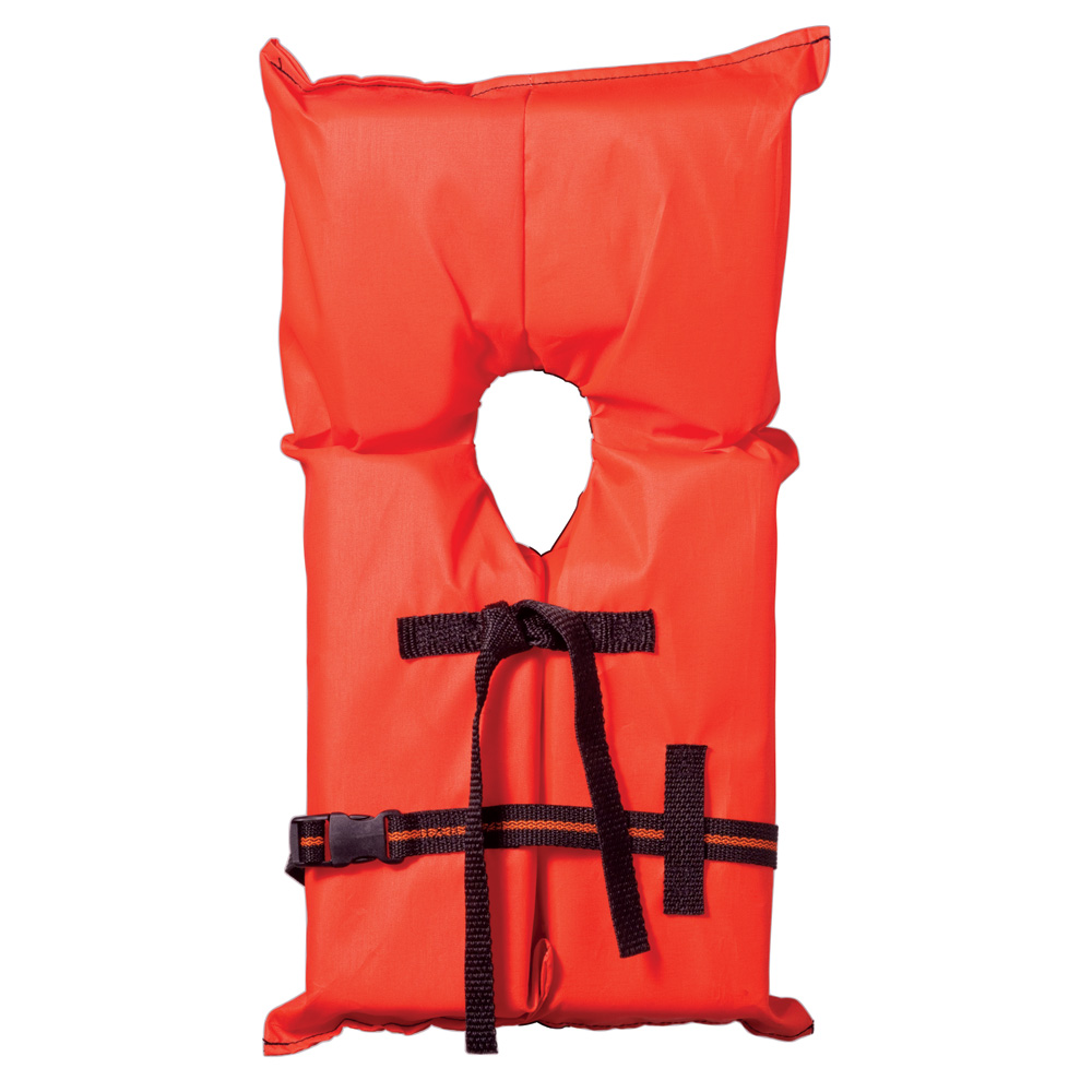 KENT CHILD TYPE 2 LIFE JACKET MEDIUM by Kent Sporting Goods