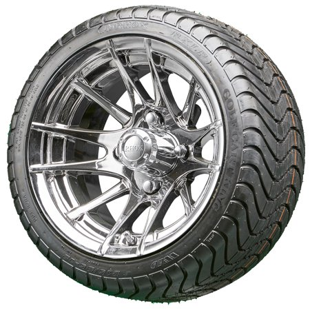 - Golf Cart Wheels and Tires - 12