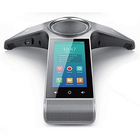 Yealink CP960-2WLM Conference Android Phone HD Optima WiFi BT USB w 2 Wireless M