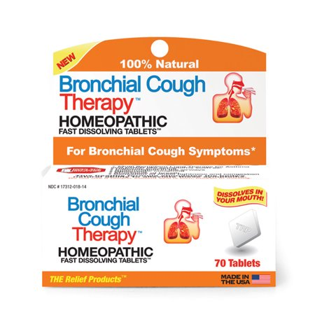 Bronchial Asthma Relief - Bronchial Cough Relief Fast Dissolving Tablets