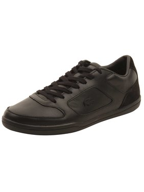41a7644fd Product Image Lacoste Mens Court-Minimal 117 Sneakers in Black