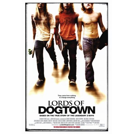 Lords of Dogtown (2005) 27x40 Movie Poster (Lords Of Dogtown Movie Poster)