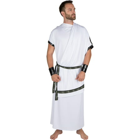 Adult Men's Grecian Toga Costume by Capital Costumes (Large)](Halloween Css)