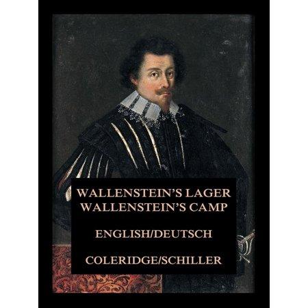 Wallenstein's Lager / Wallenstein's Camp - eBook (Highlight Lager)