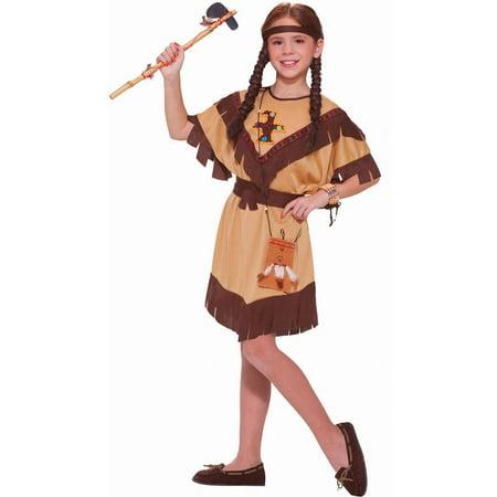 Halloween Child Princess Lilly Costume - Aztec Princess Halloween Costume